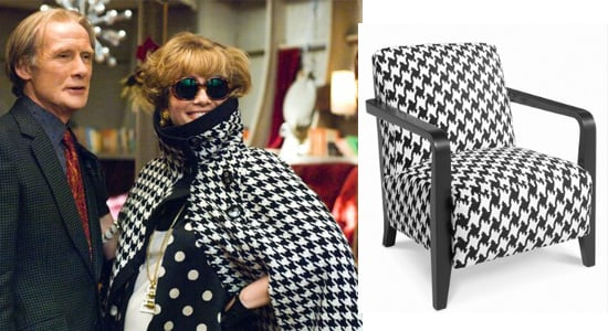 Inspired: Emma Thompson's Houndstooth Cape