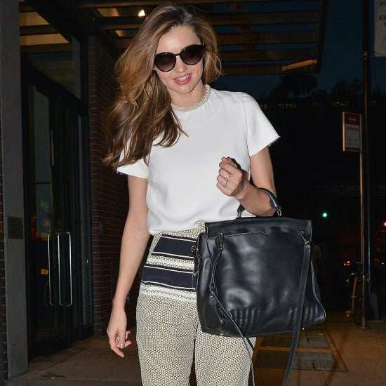 Miranda Kerr Never Has an Off Day — See How She Does It