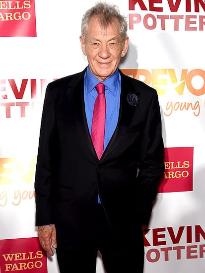 Sir Ian McKellen on Coming Out: 'There Are Dark Corners Where It's Not Easy to Be Yourself'