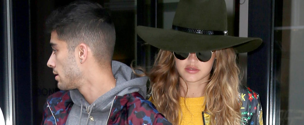 Gigi Hadid Recovers From Taylor Swift's Fourth of July Bash With an Outing With Zayn Malik