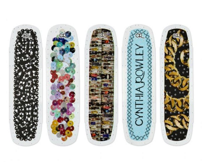 Cynthia Rowley Designs Bling For Band-Aid