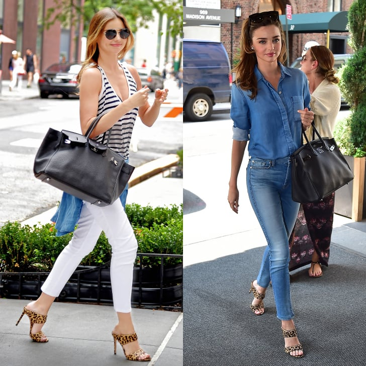 Miranda Kerr's Not Afraid to Wear the Same Thing Twice