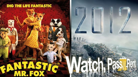 Watch, Pass, or Rent: Fantastic Mr. Fox & 2012