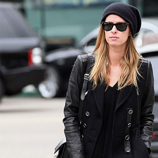 Celebrities Edgy Fall Style 2011
