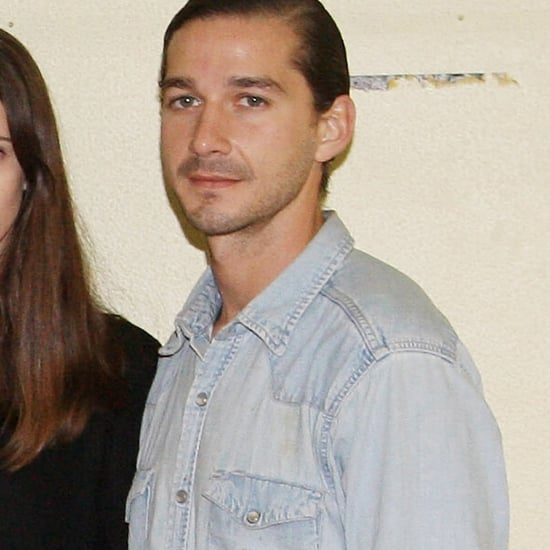 Shia LaBeouf at Nymphomaniac Photocall | Pictures