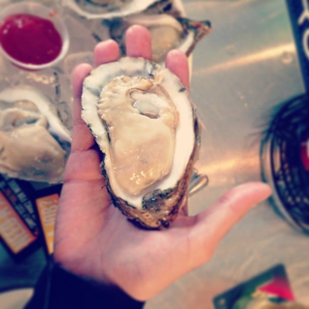 Shuck Your Own Oysters