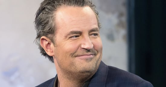 Matthew Perry Isn't Too Upset About Missing That 'Friends' Reunion