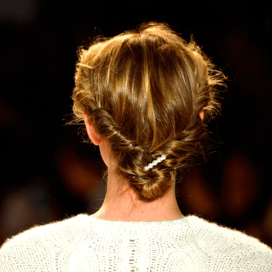 Lela Rose Fall 2014 Hair and Makeup | Runway Pictures