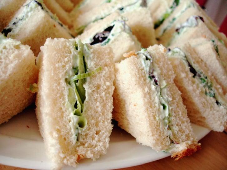 Benedictine Cheese Sandwich