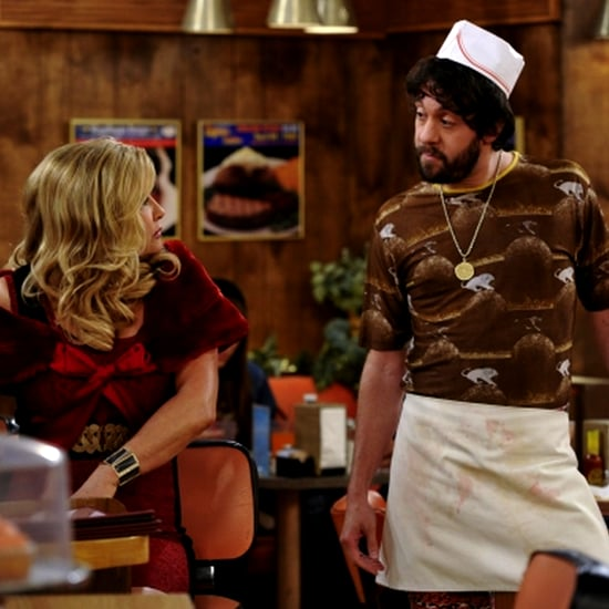 Jonathan Kite 2 Broke Girls Interview