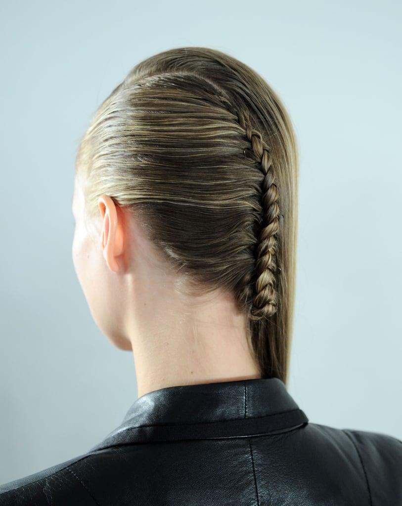 Thin Side Braid