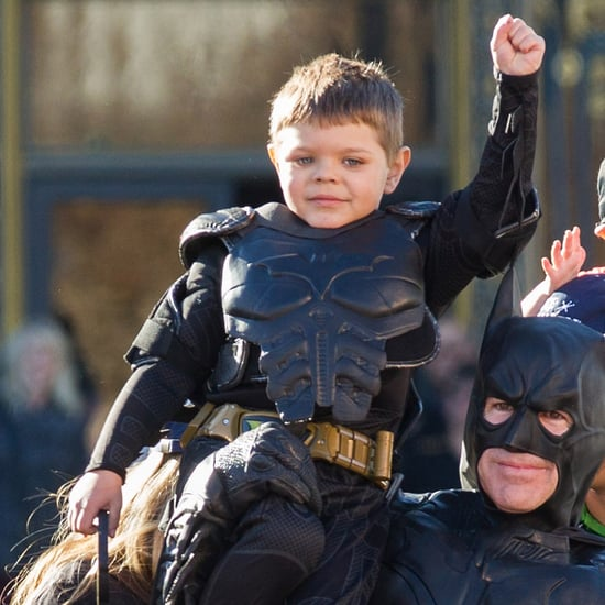Celebrity Reactions to Batkid on Social Media