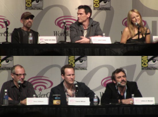 Watchmen Panel at Wondercon 2009