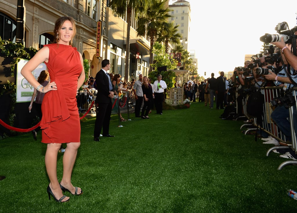 Who Was Jennifer Garner's Date to Her Odd Life Premiere?