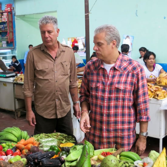 Anthony Bourdain Plans NYC Food Market