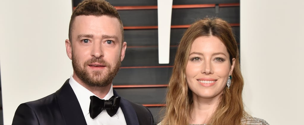 Justin Timberlake Pops Up at a Swanky Oscars Afterparty With Jessica Biel