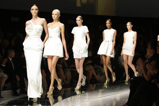Milan Fashion Week, Spring 2009: Versace