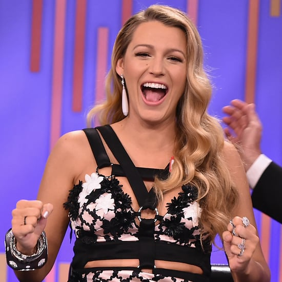 Blake Lively Plays Password on The Tonight Show 2016 | Video