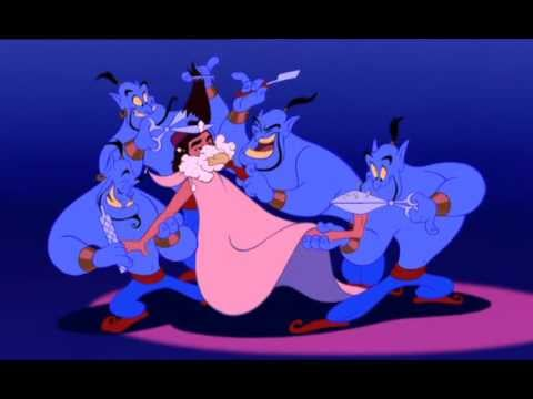 """Friend Like Me,"" Aladdin"