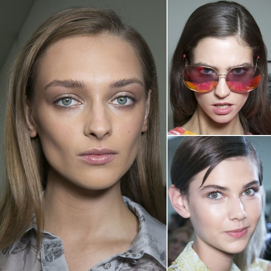 Matthew Williamson Spring 2014 Beauty | Runway Pictures