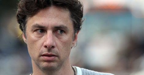 Zach Braff Is Sad About Really Mean 'Garden State' Article