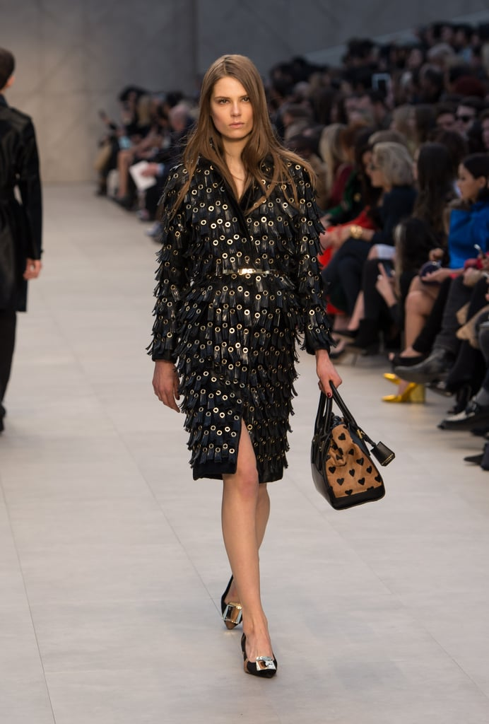 2013 Autumn Winter London Fashion Week: Burberry