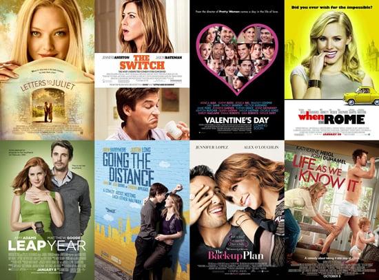 Best Romantic Comedies of 2010