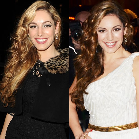 Kelly Brook, Michelle Williams and Fearne Cotton Dye Their Hair