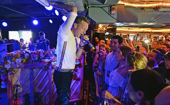 FROM EW: The top 5 highlights from Coldplay's Surprise Show in the Hamptons (Yes, Beyoncé and Jay Z Were There)
