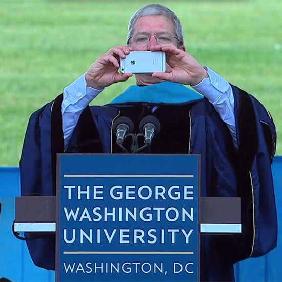 Tim Cook's Graduation Speech at George Washington University
