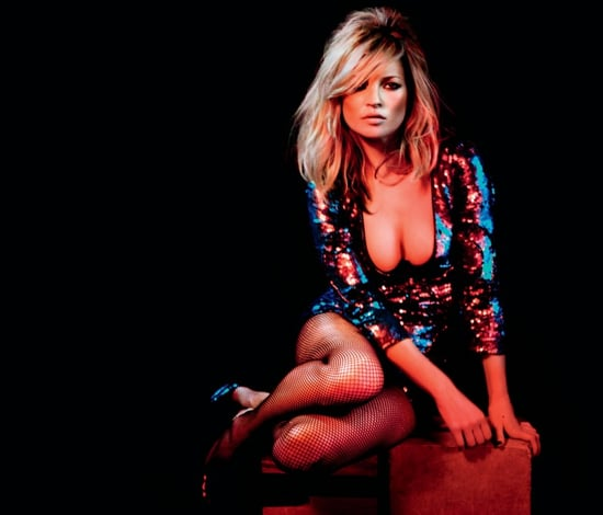 Kate Moss For Topshop Christmas 2009 Collection of Partywear and Nightwear