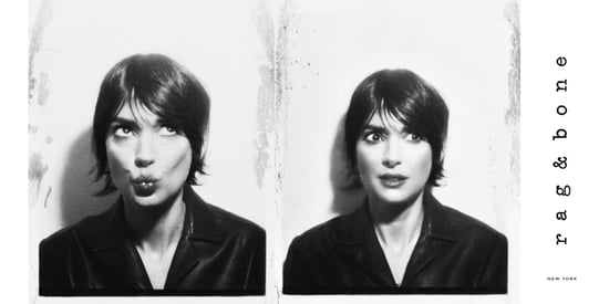 Winona Ryder And Michael Pitt Get Gritty For Rag & Bone