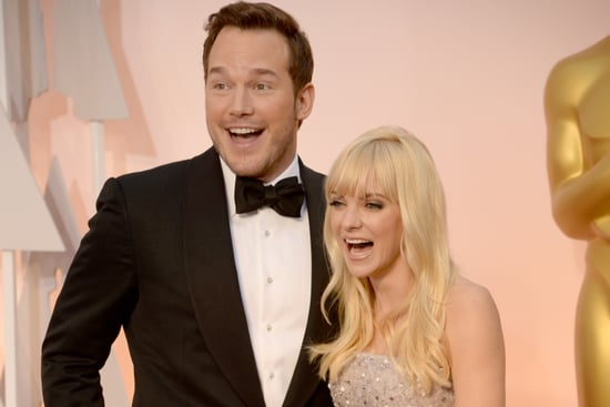 Proof That Chris Pratt and Anna Faris Are the Funniest Couple in All the Land