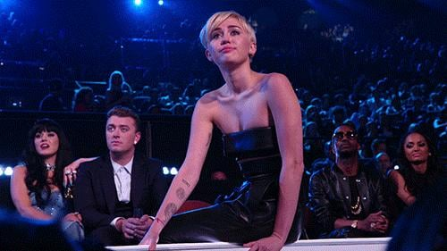 Miley Cyrus Had an Incredibly Surprising and Heartwarming Acceptance Speech