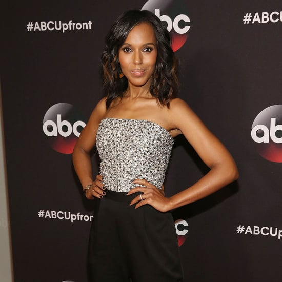 Kerry Washington's Jumpsuit at ABC Upfront 2015