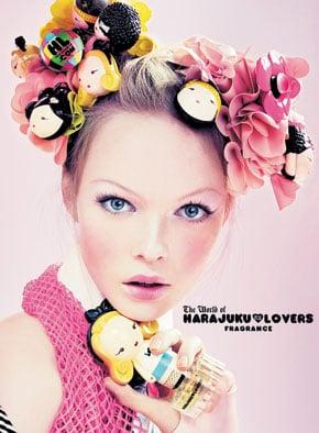 Gwen Stefani to Launch Harajuku Lovers Perfumes