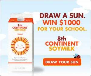 Become Part of the New Carton and Win $1,000 For Your School!