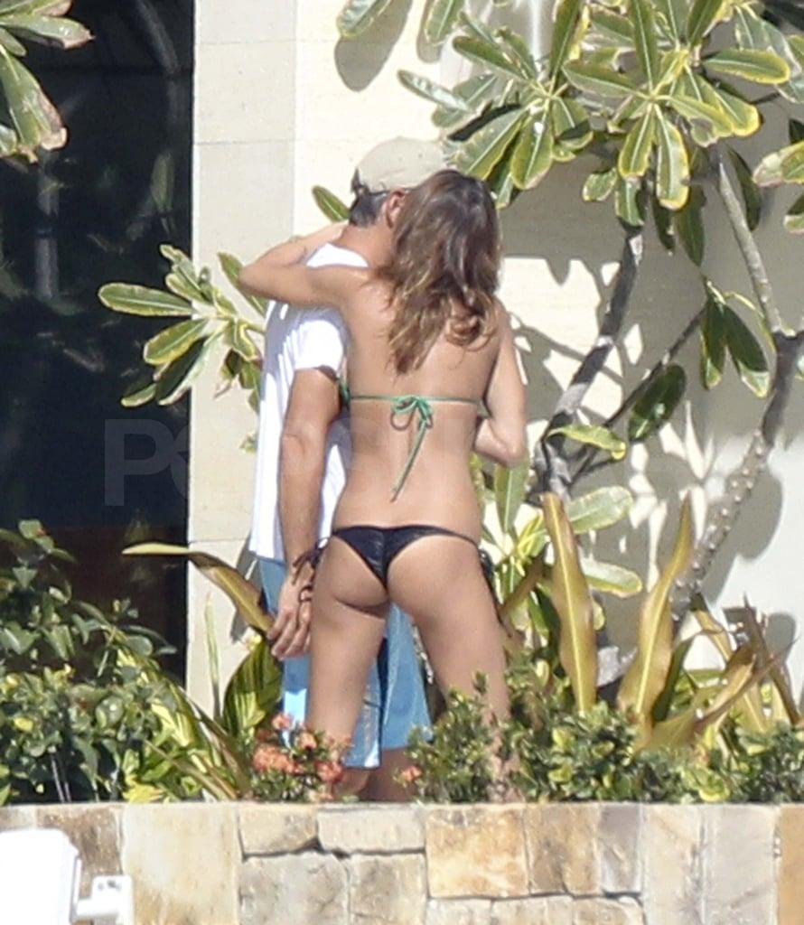 George Clooney's Girlfriend Elisabetta Gives Quite a View in Skimpy Bikini!