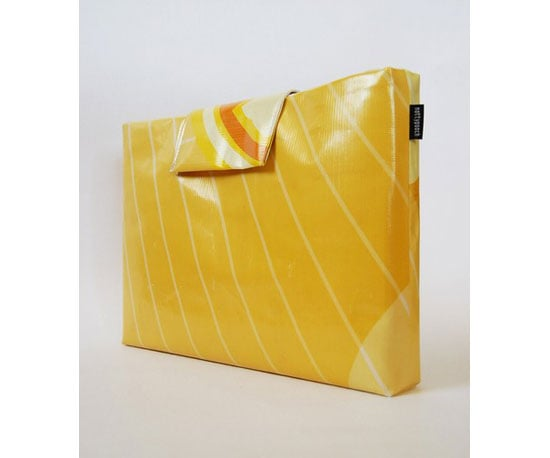 Recycled Banner Laptop Sleeve