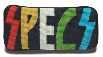 Simply Fab: Jonathan Adler 'Specs' Needlepoint Cases
