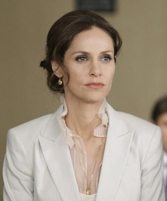 Violet Turner Style in White Suit on Private Practice