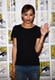 Zoe Kravitz at the Ender's Game and Divergent press line.