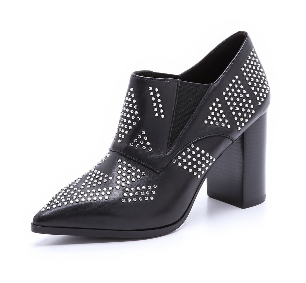 See by Chloé Studded Point Toe Booties ($333, originally $475)
