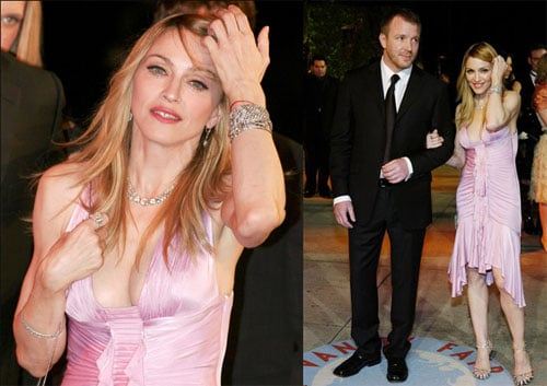 Madonna Hits The Oscars