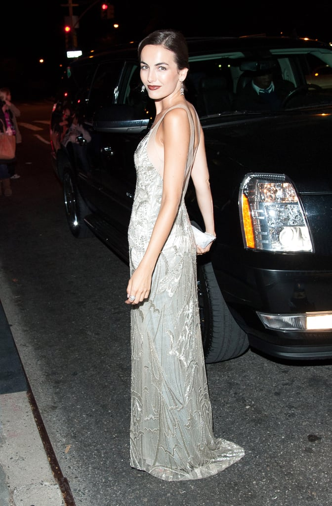 Met Gala 2012 Afterparty