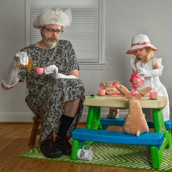 Dad's Photos Capture the True Meaning of Fatherhood