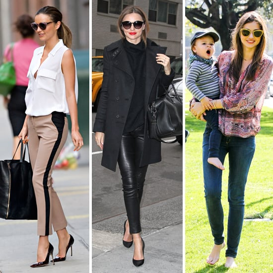 Miranda Kerr Inspires 30-Plus Looks to Wear Now (and Later)