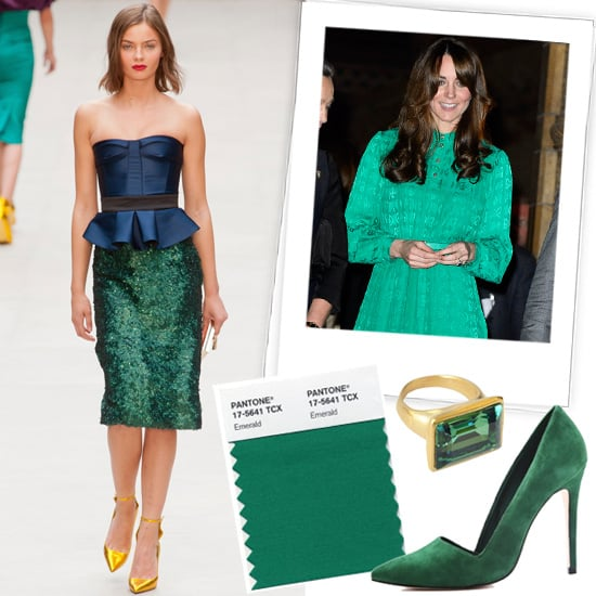 Pantone Color of the Year 2013 Shopping