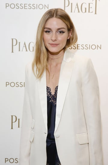 Olivia Palermo's Chic Choker Is Surprisingly Affordable