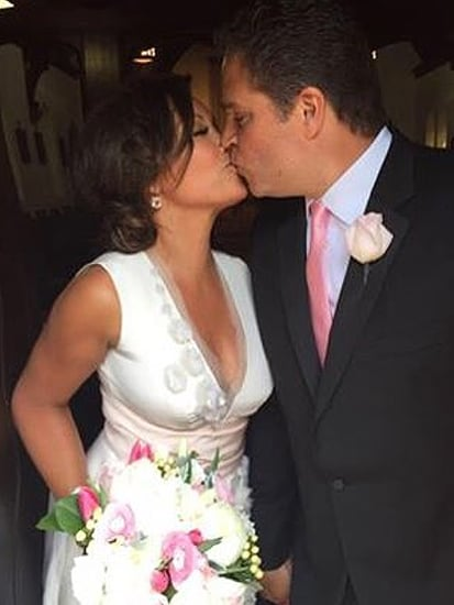 Vanessa Williams and Jim Skrip Tie the Knot Again in a Catholic Ceremony - See Her Gorgeous Dress